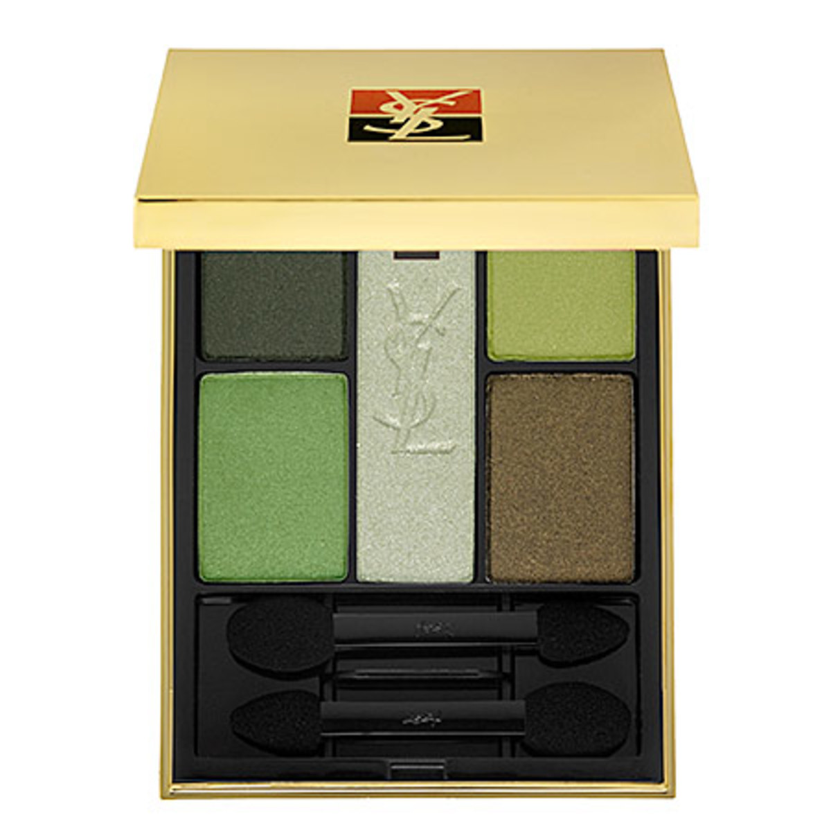 Yves Saint Laurent Ombres 5 Lumieres 5 Colour Harmony for Eyes in 6 Garden of Eden