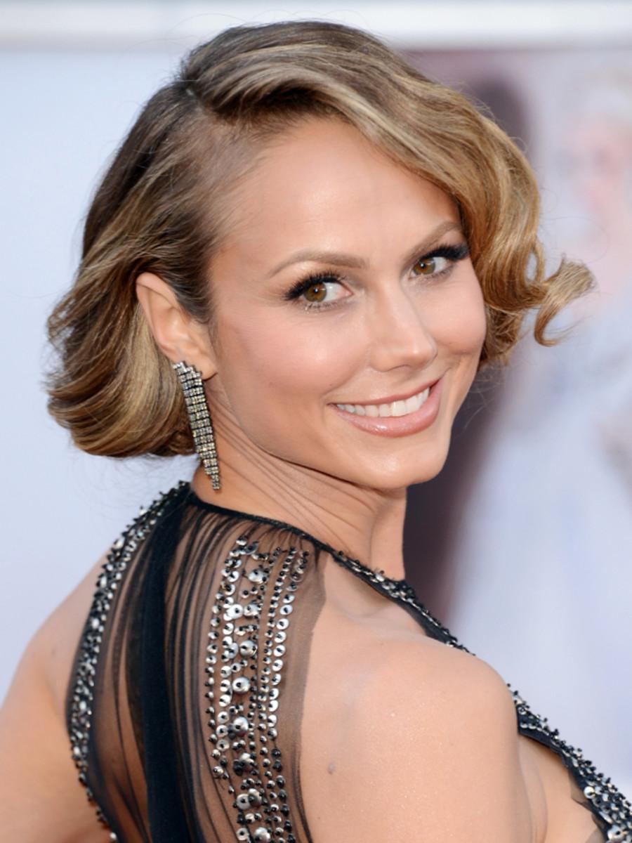 Stacy Keibler - Oscars 2013