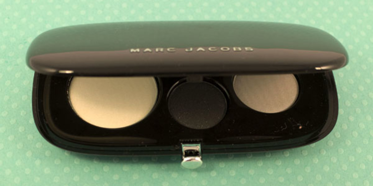 Marc Jacobs Style Eye-Con No. 3 Plush Eyeshadow in The Mod