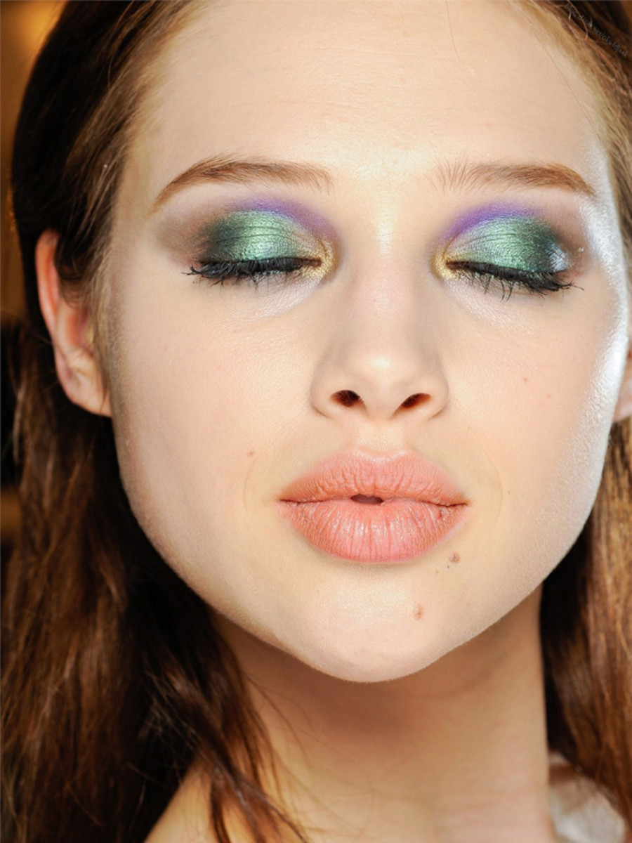 Roberto-Cavalli-FW12-makeup