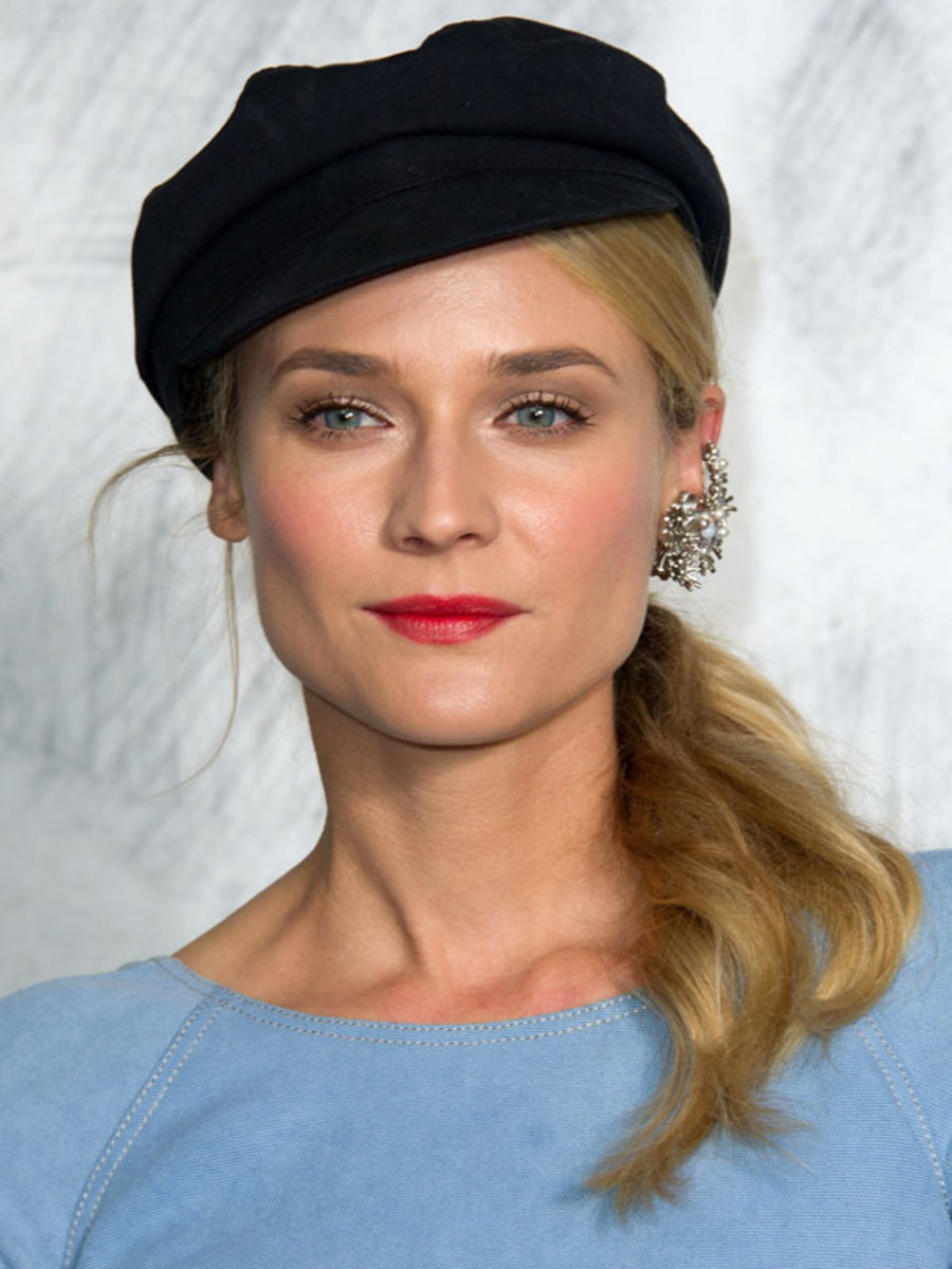 Diane Kruger - Chanel Couture Show - July 2012