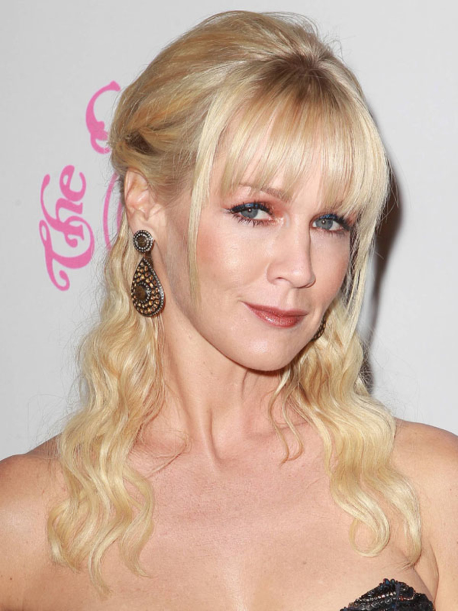 Jennie Garth - Carousel of Hope Ball, 2012