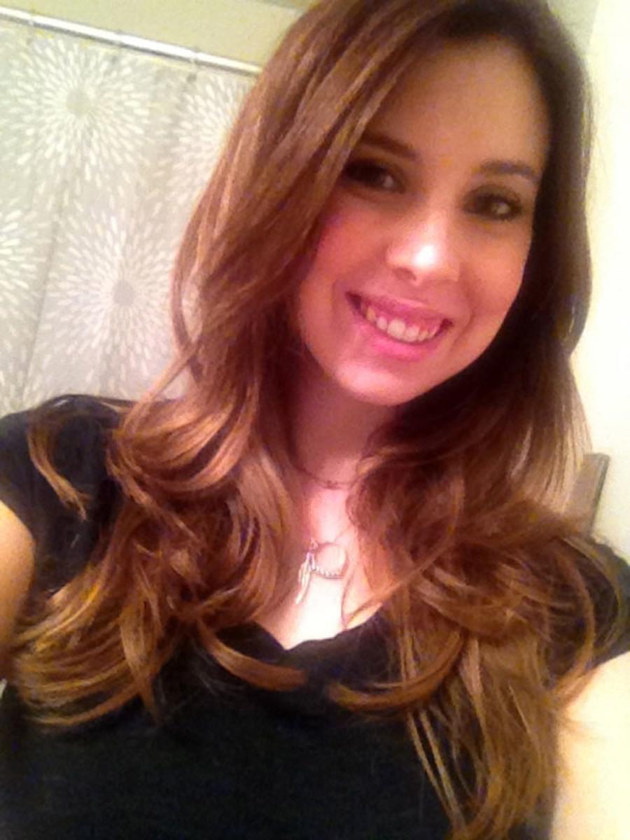 Hair consultation - Sarah M