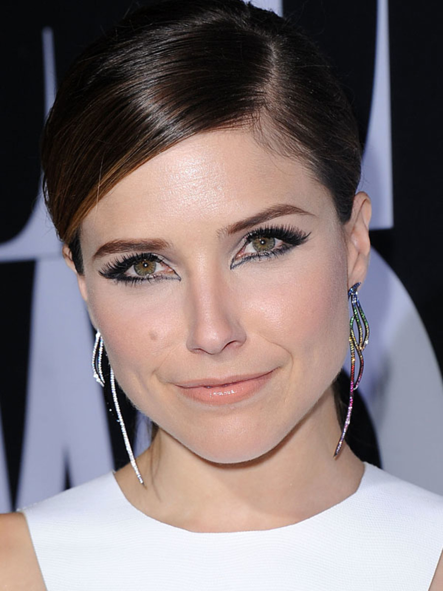 Sophia Bush, ELLE Women In Music Celebration, 2014