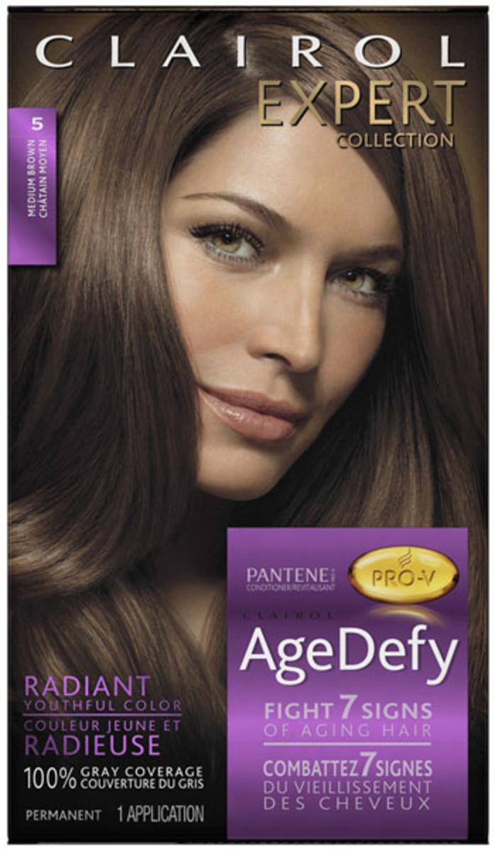 Clairol Expert Age Defy Permanent Colour