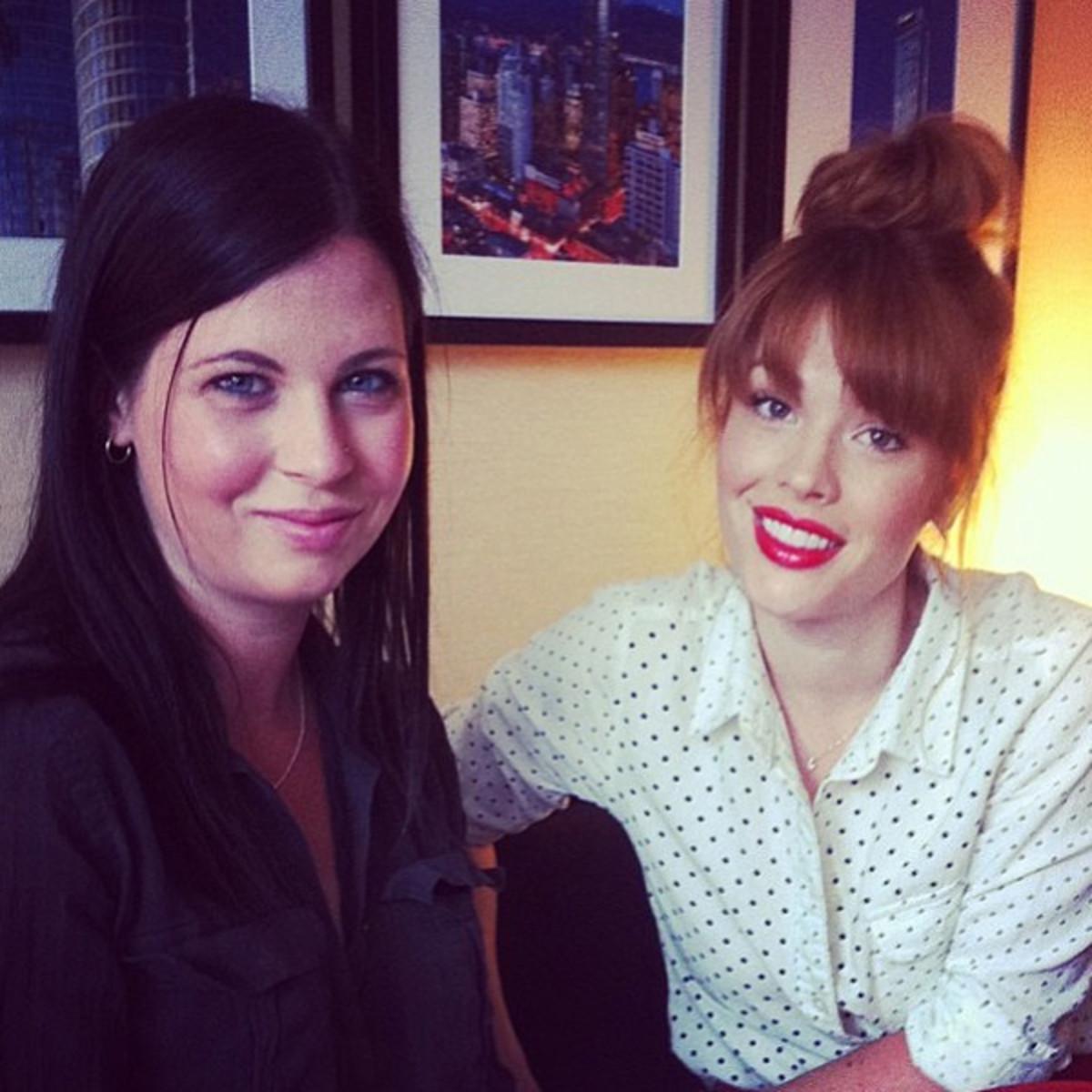 Lauren Andersen makeup artist - Toronto, 2013