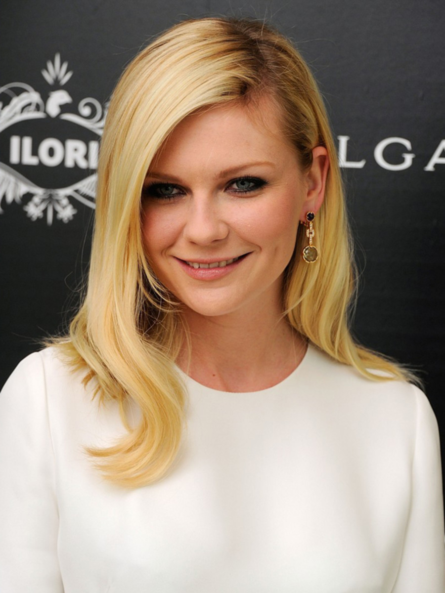 Kirsten-Dunst-Bulgari-eyewear-launch-October-2012