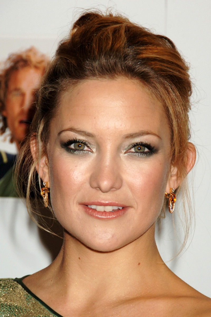 Kate Hudson beauty tips - Fool's Gold London premiere, 2009