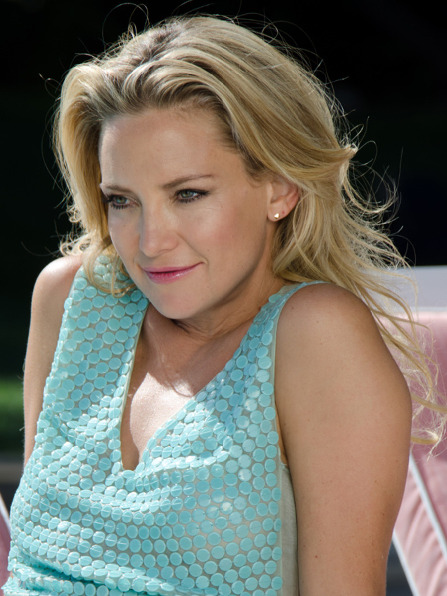 Kate Hudson beauty tips - Almay