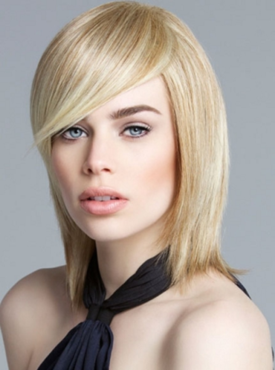 Luxhair - How Lace Front Smooth Bob - blonde