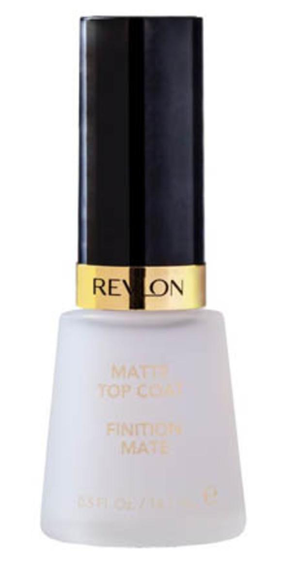 Revlon Matte Top Coat