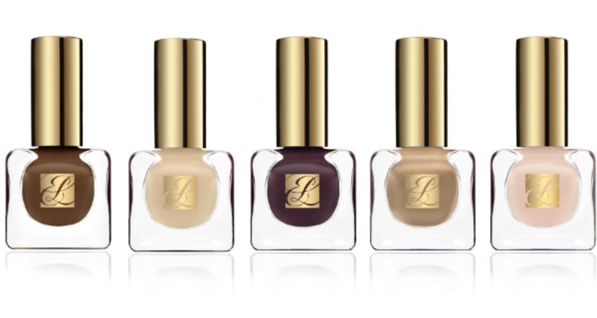 Estee Lauder French Nudes collection