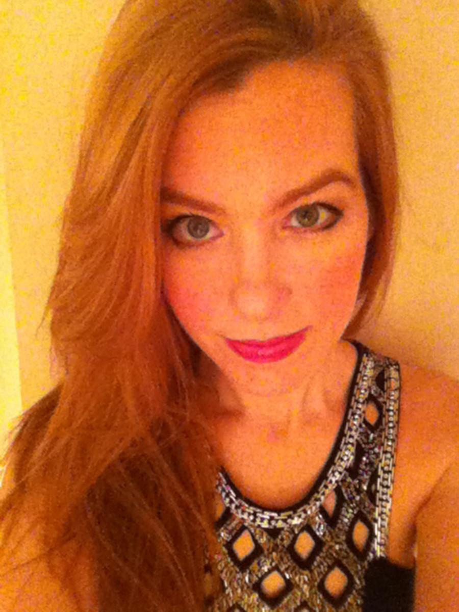 Kate Upton makeup