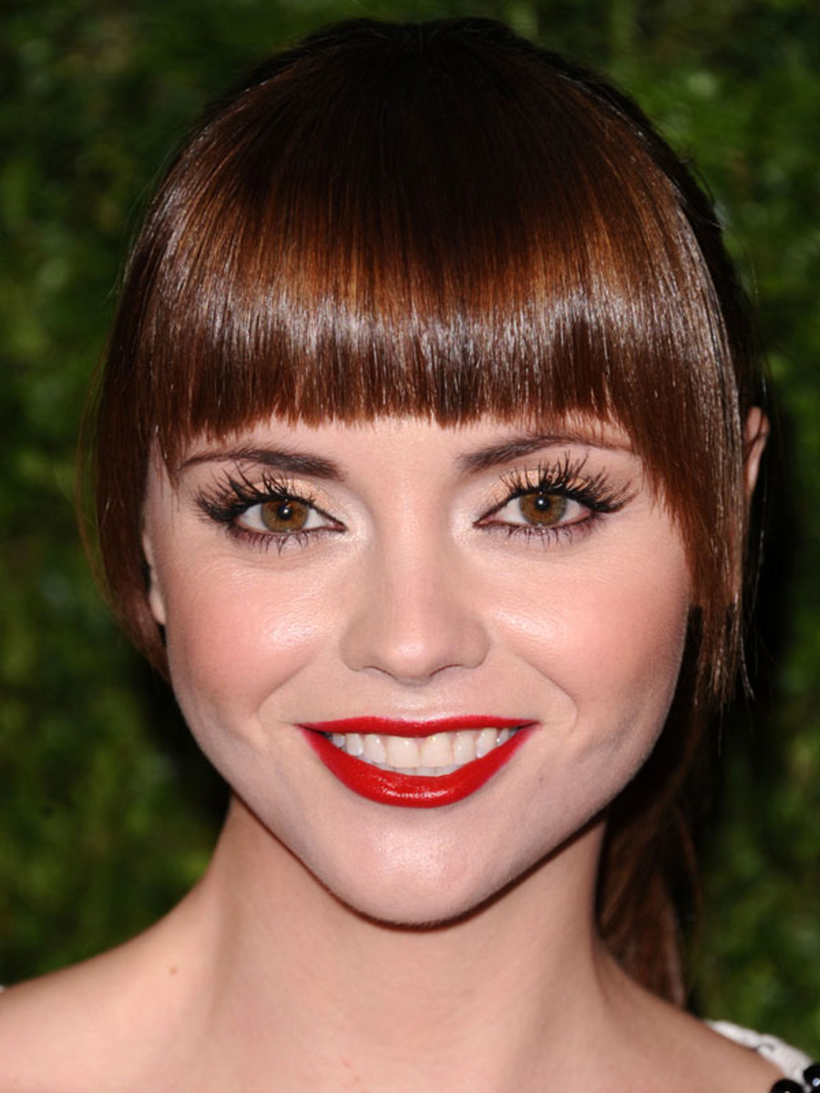 The Best And Worst Bangs For Round Face Shapes