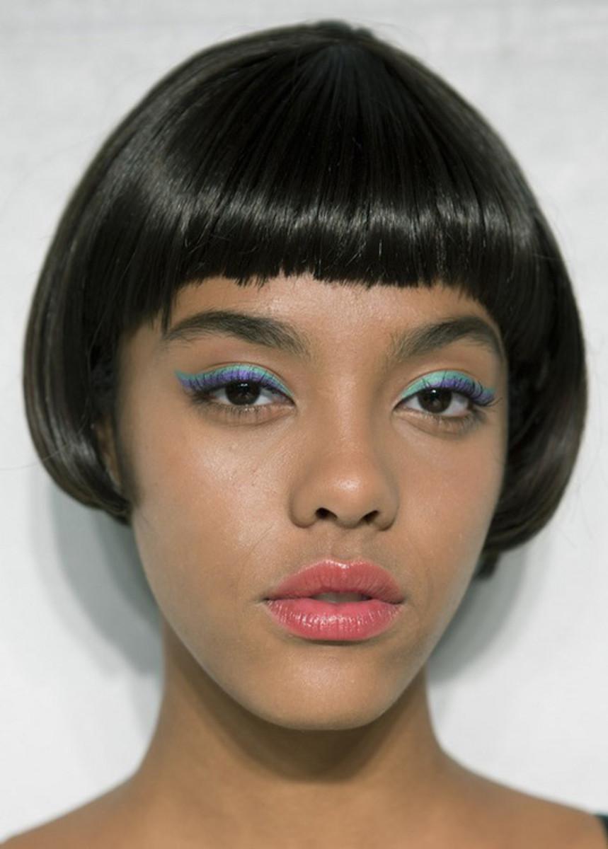 Melissa Nepton - Spring 2013 makeup