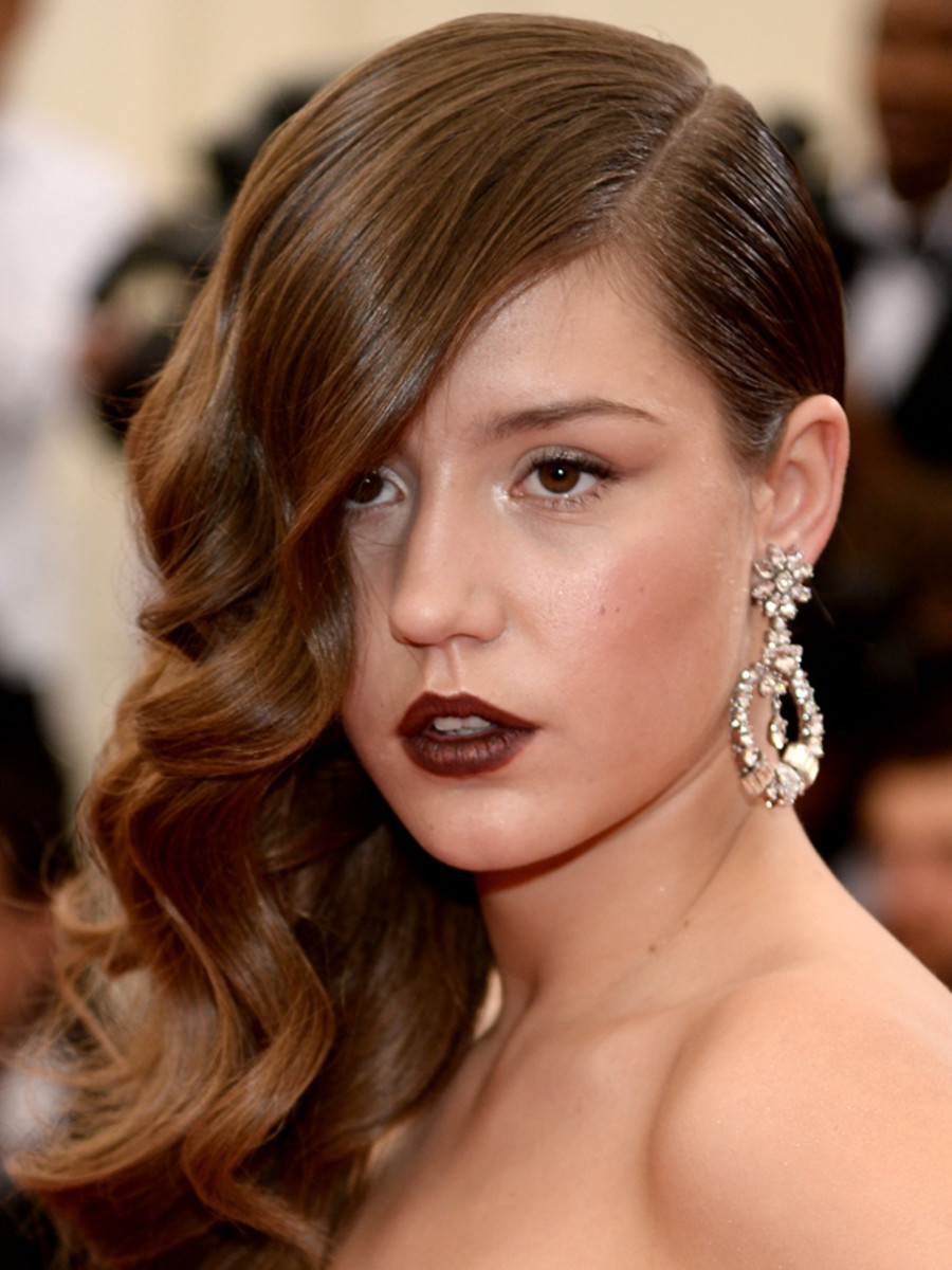 Adele Exarchopoulos, Met Ball 2014