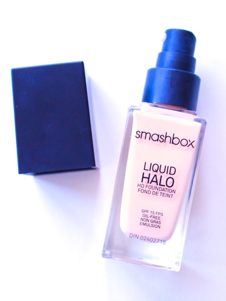 Smashbox Liquid Halo HD Foundation (1)