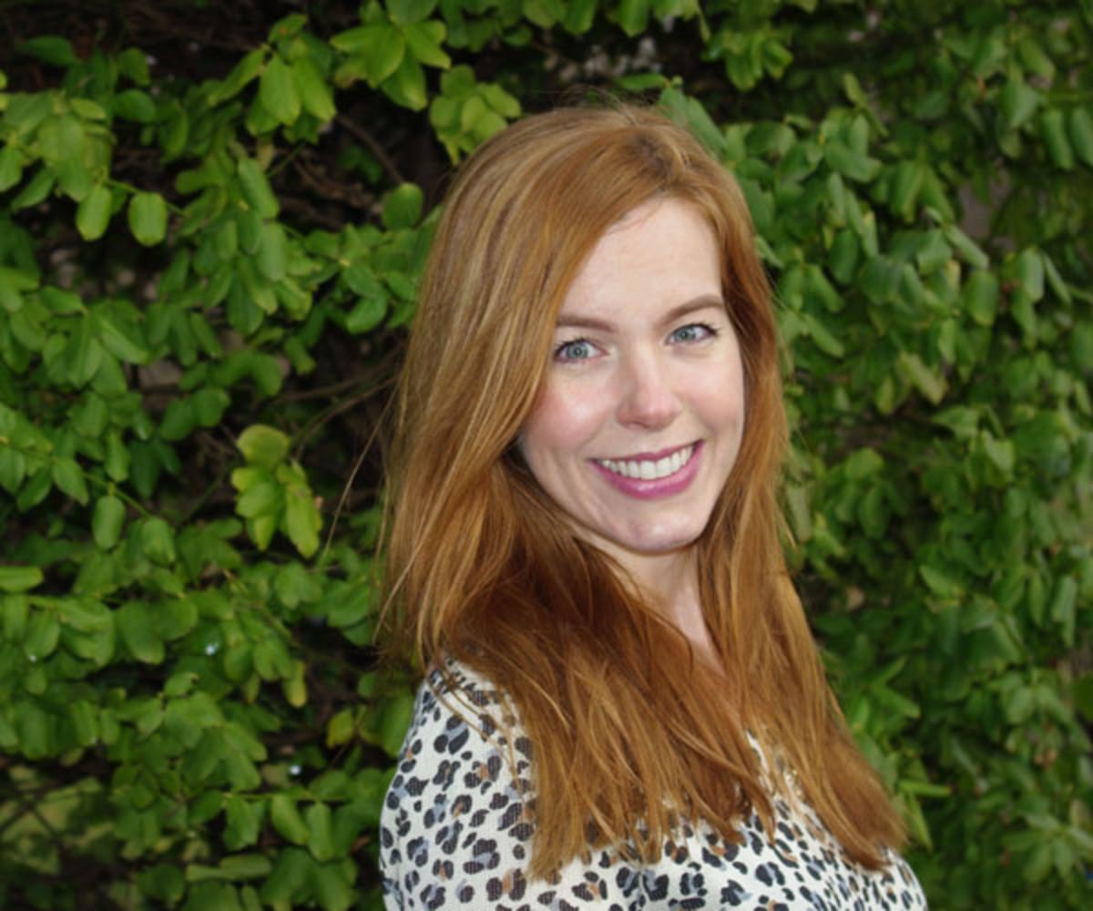 Michelle strawberry blonde hair
