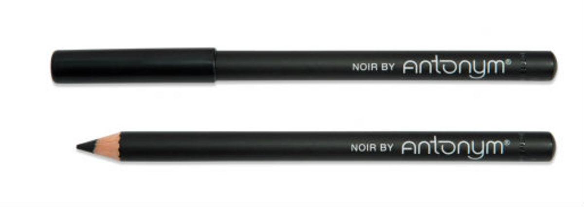 Antonym Certified Natural Waterproof Eye Pencil in Noir