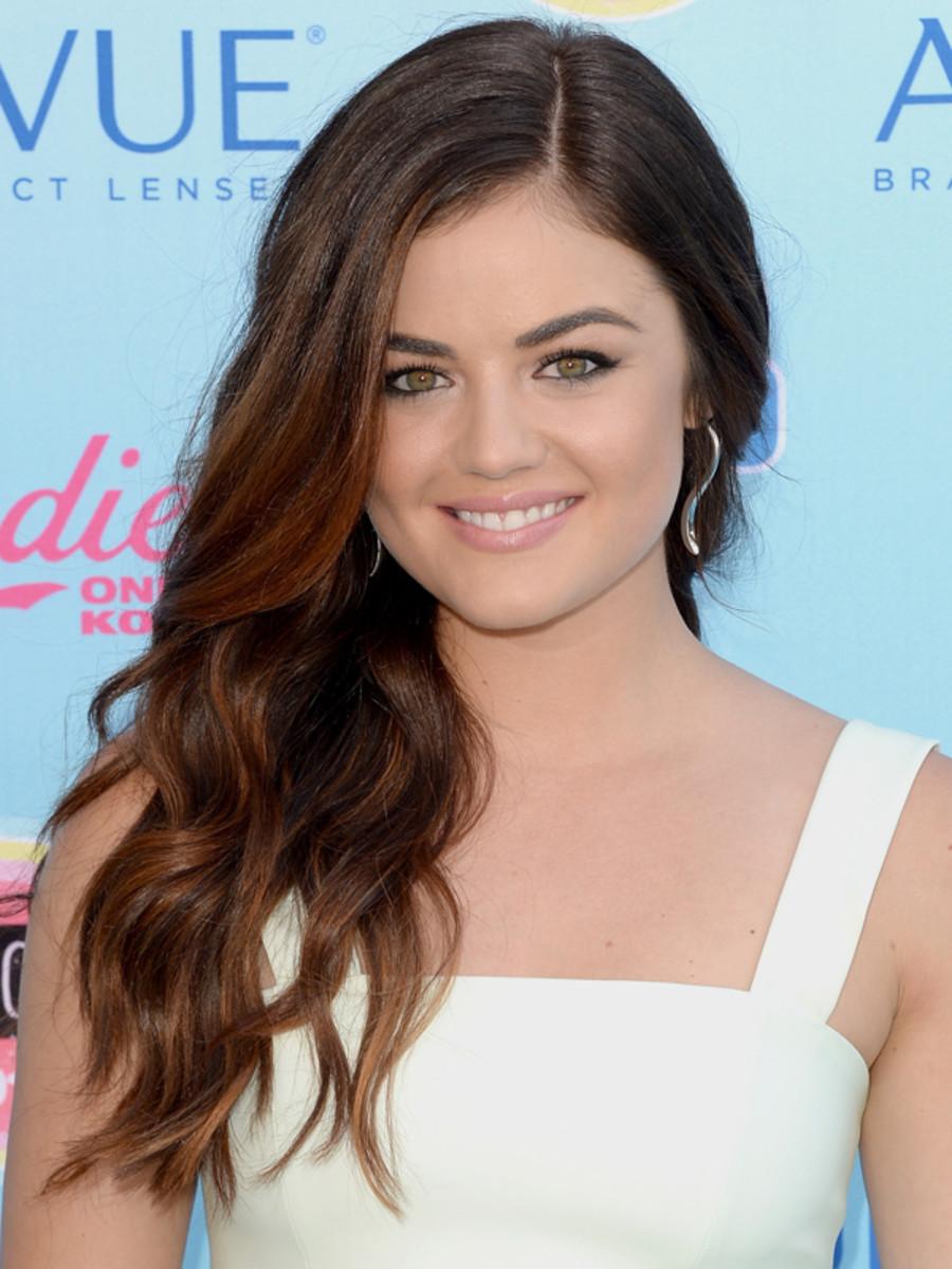 Lucy Hale - Teen Choice Awards 2013