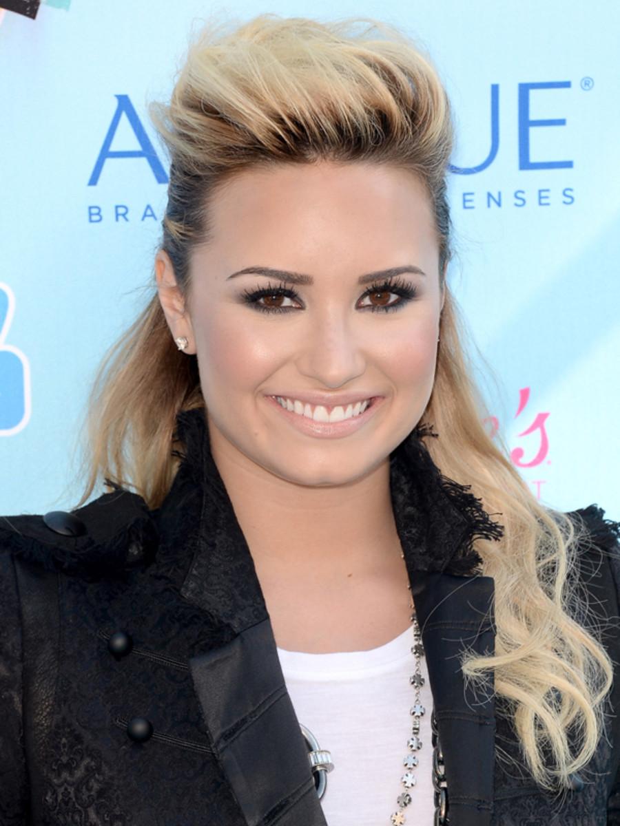 Demi Lovato - Teen Choice Awards 2013