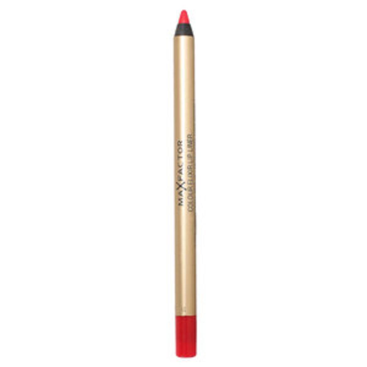 Max Factor Elixir Lip Pencil in Ruby Tuesday