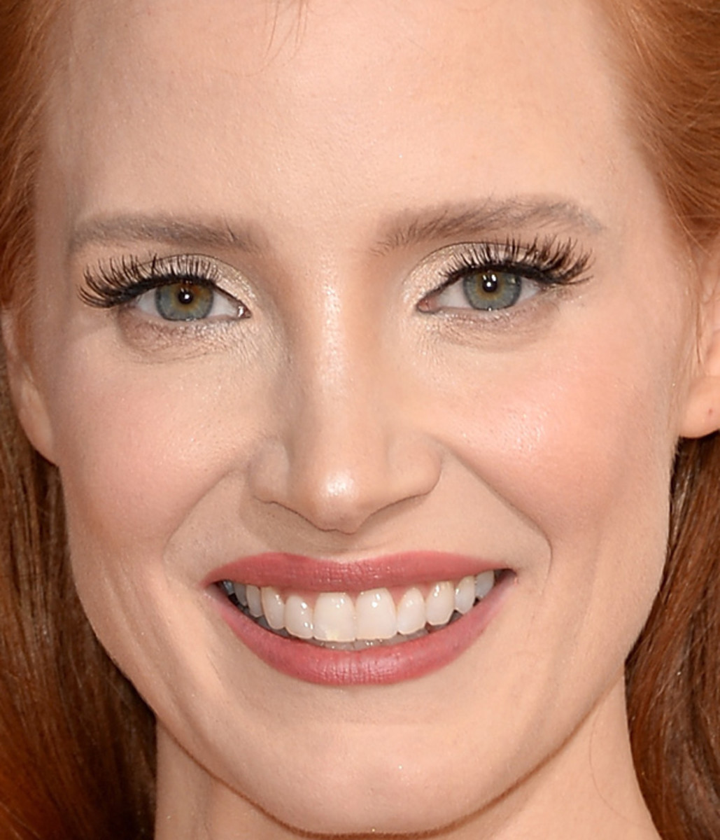 Jessica Chastain, Golden Globes Awards, 2014 (2)