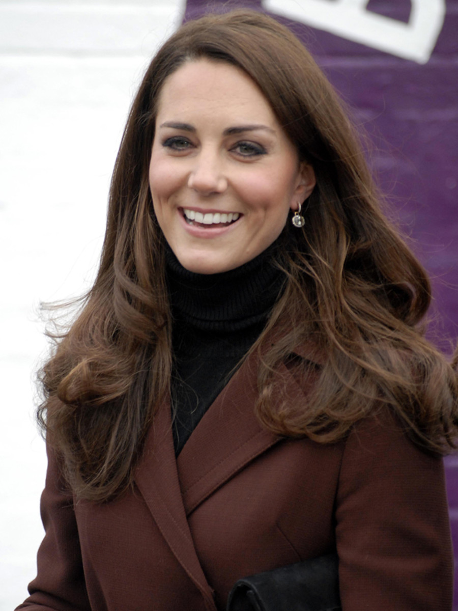 Kate Middleton Duchess of Cambridge Liverpool visit
