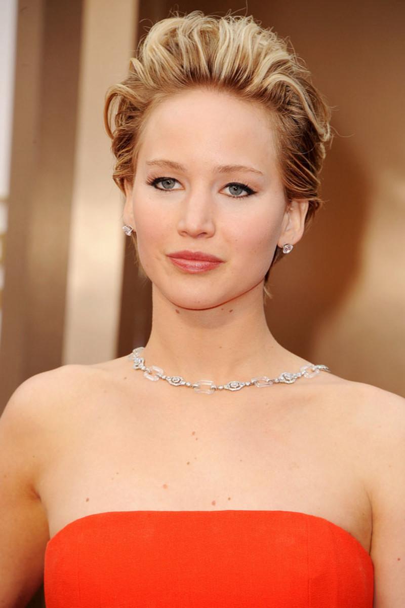 Jennifer Lawrence, Academy Awards 2014 (3)