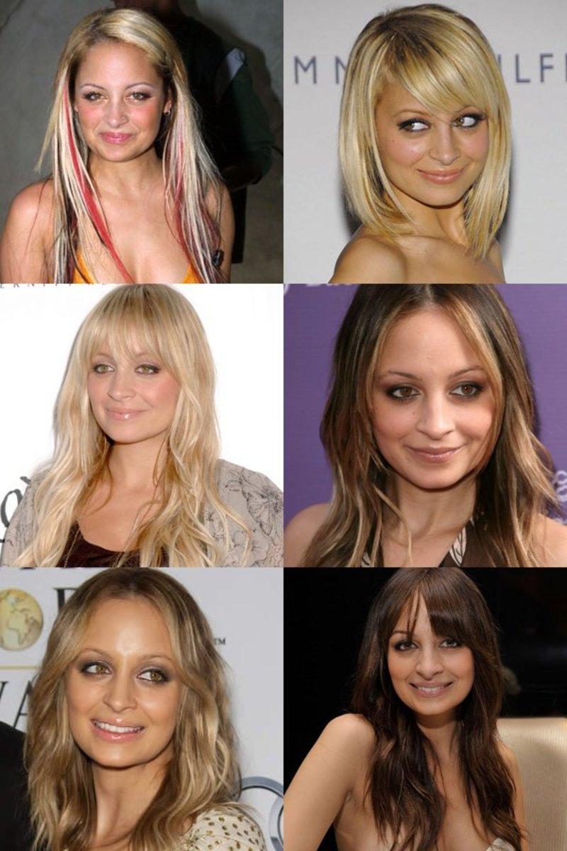 Nicole Richies Best Hair Looks Beautyeditor