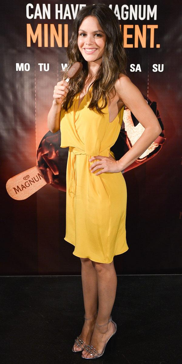 Rachel Bilson - Magnum Mini event Toronto - head to toe