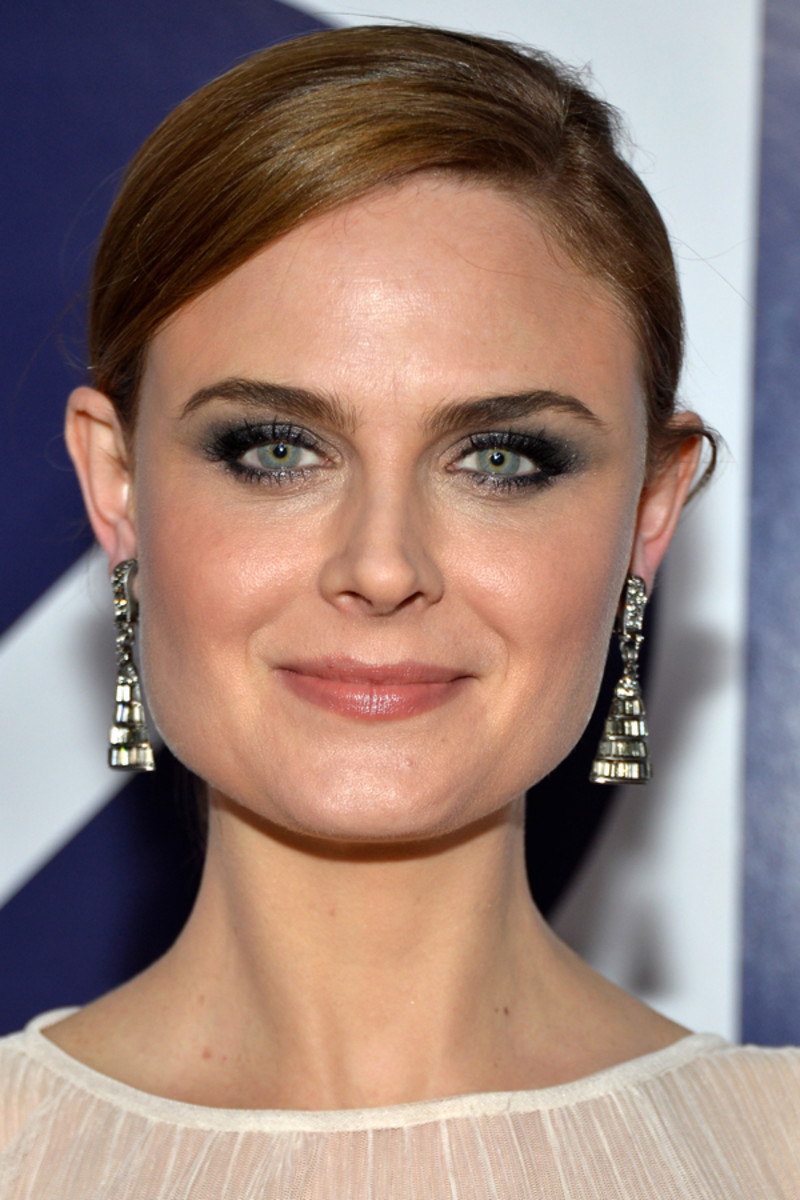 Emily Deschanel, People's Choice Awards, 2014