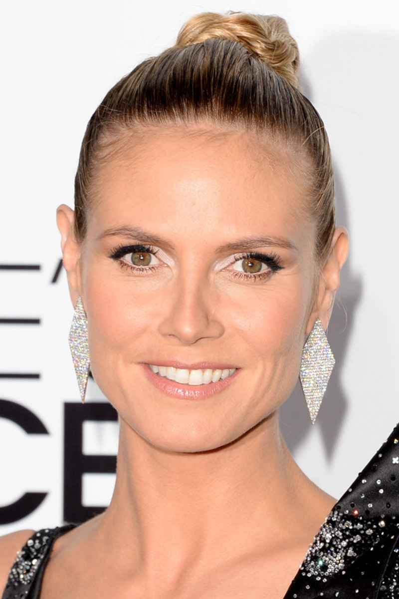 Heidi Klum, People's Choice Awards, 2014