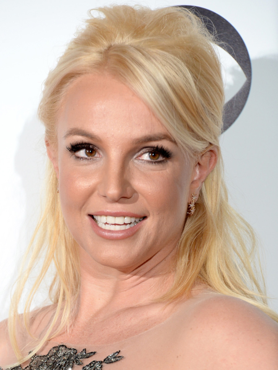 Britney Spears, People's Choice Awards, 2014