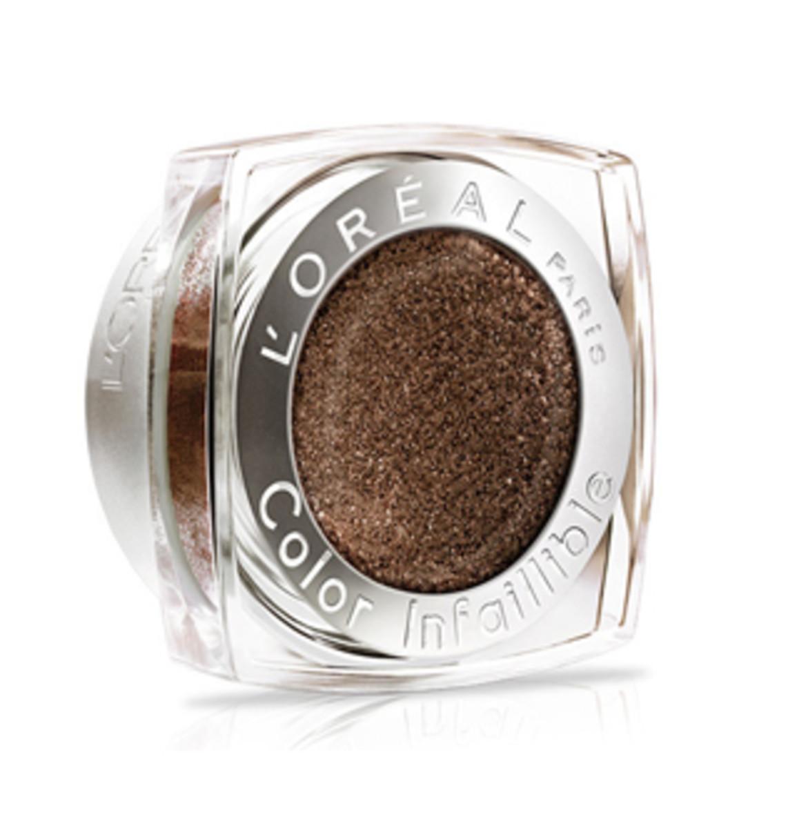 L'Oreal Paris Infallible Eyeshadow in Endless Chocolat