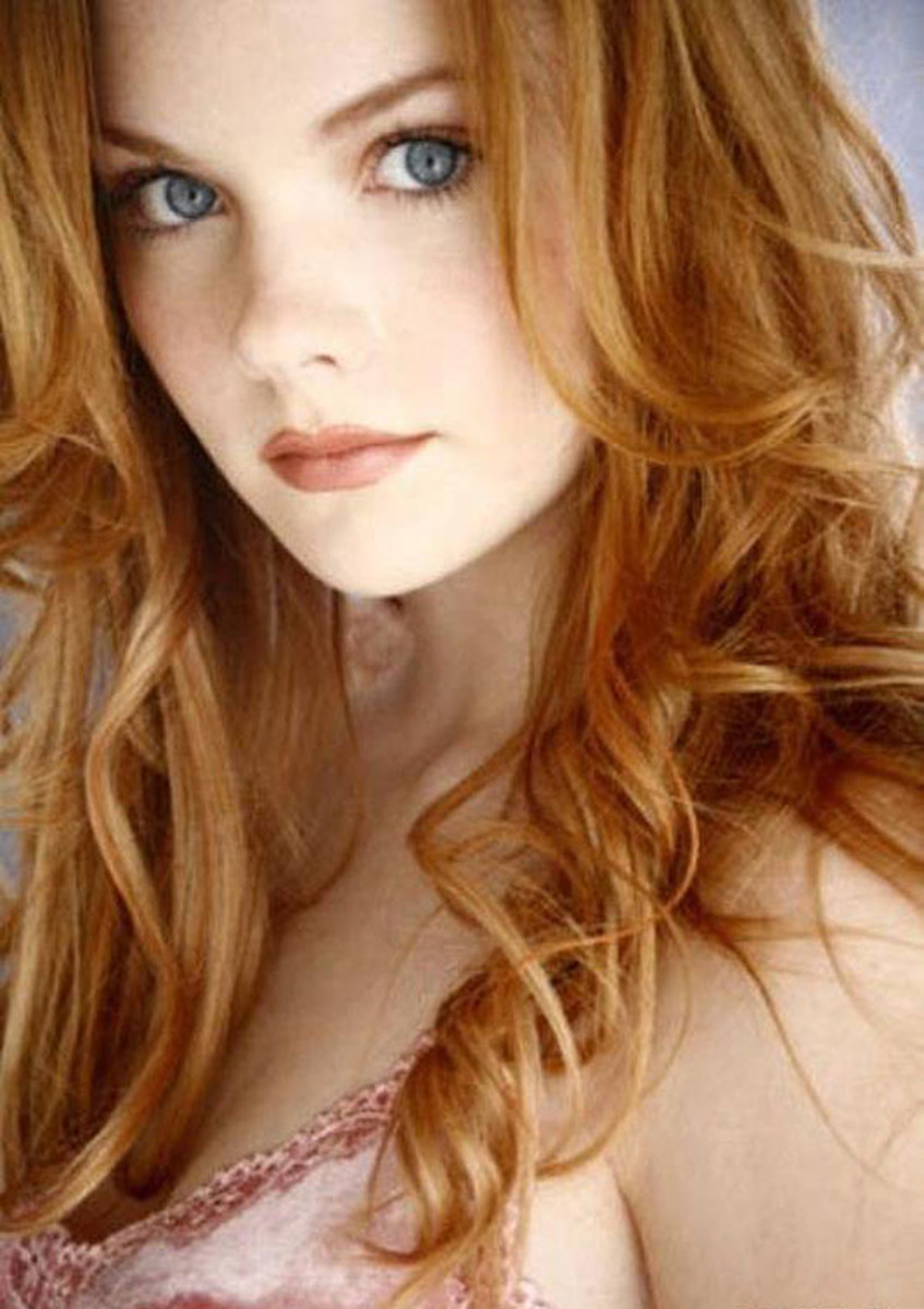 How to transition from blonde to red hair beautyeditor strawberry blonde hair urmus Images
