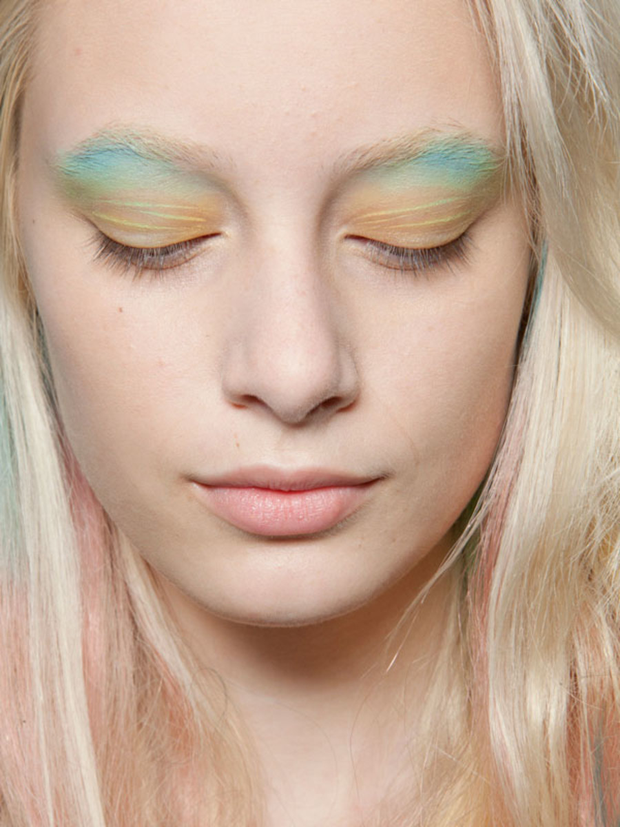 Peter Som - Spring 2013 beauty