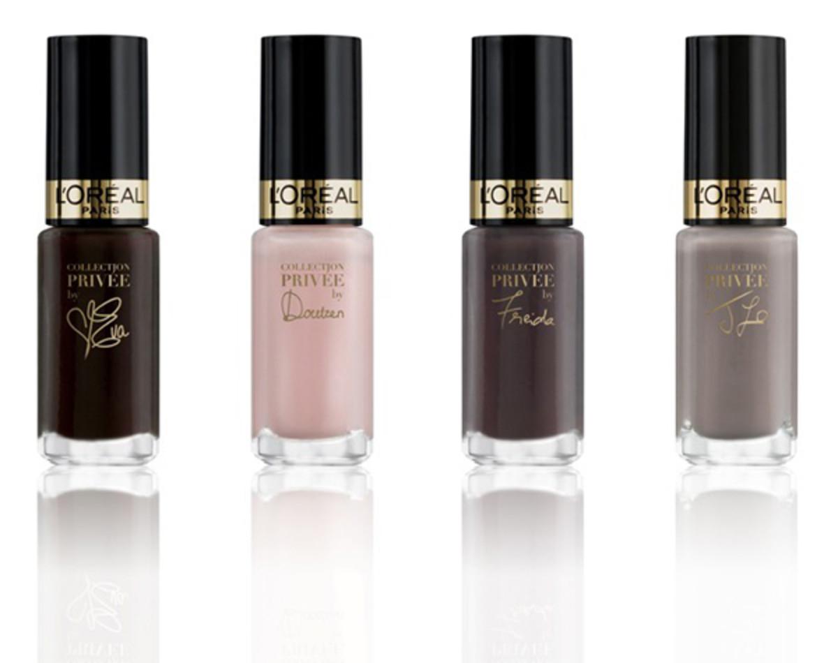 L'Oreal Collection Privee by Colour Riche Nail Colour