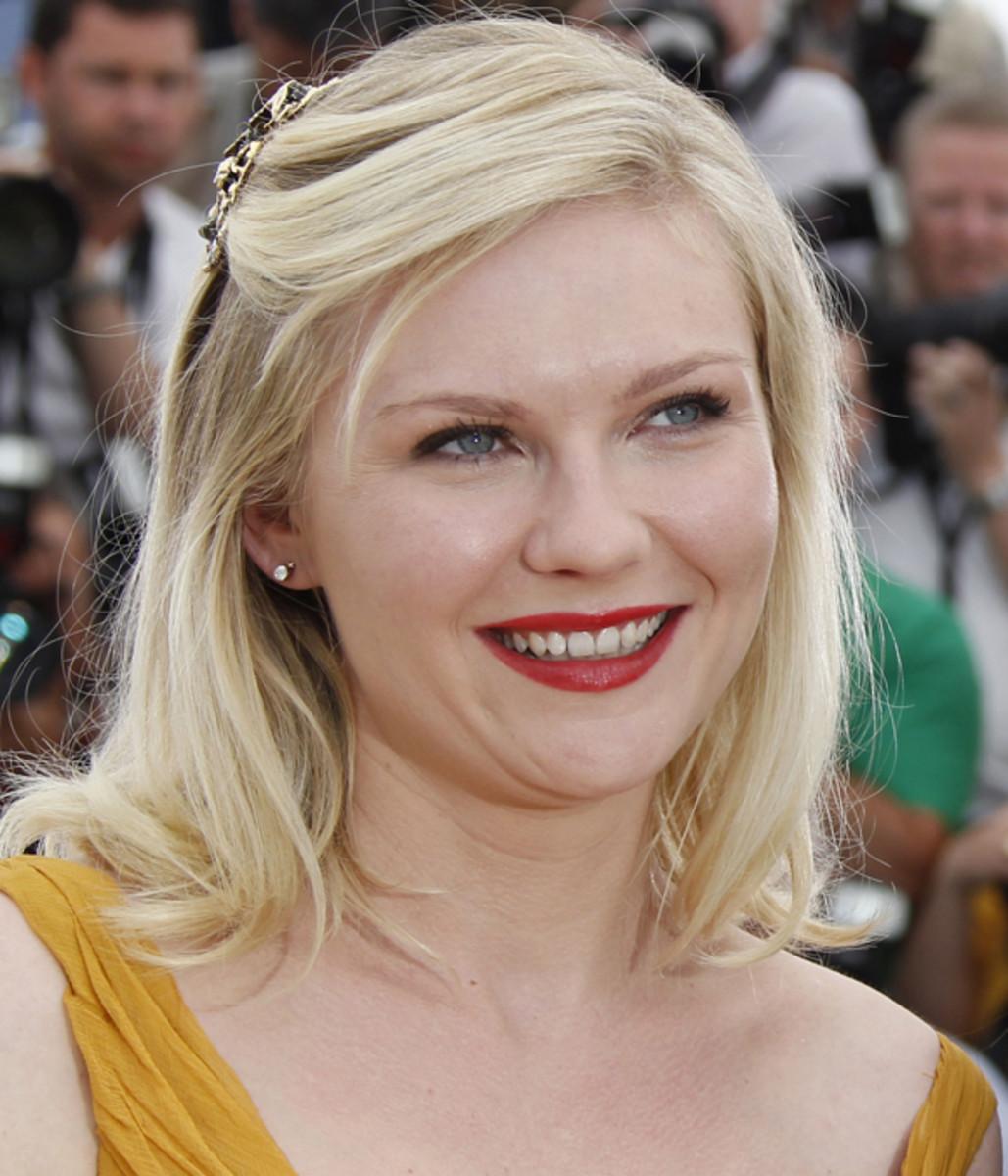 Kirsten Dunst, Cannes 2011