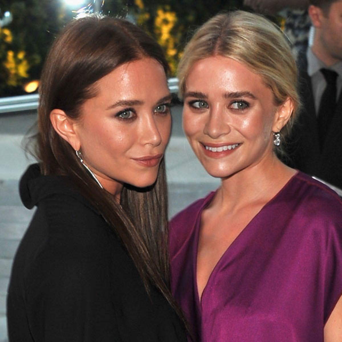 Mary-Kate Olsen and Ashley Oslen - CFDA Fashion Awards 2012