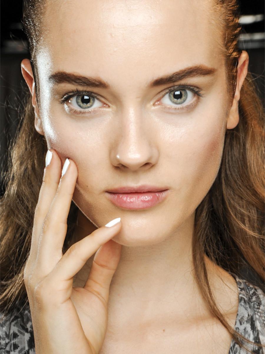 Rag & Bone - Spring 2013 makeup