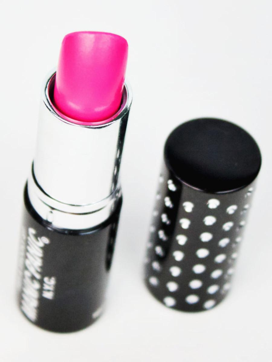 Manic Panic Lipstick in Hot Hot Hot