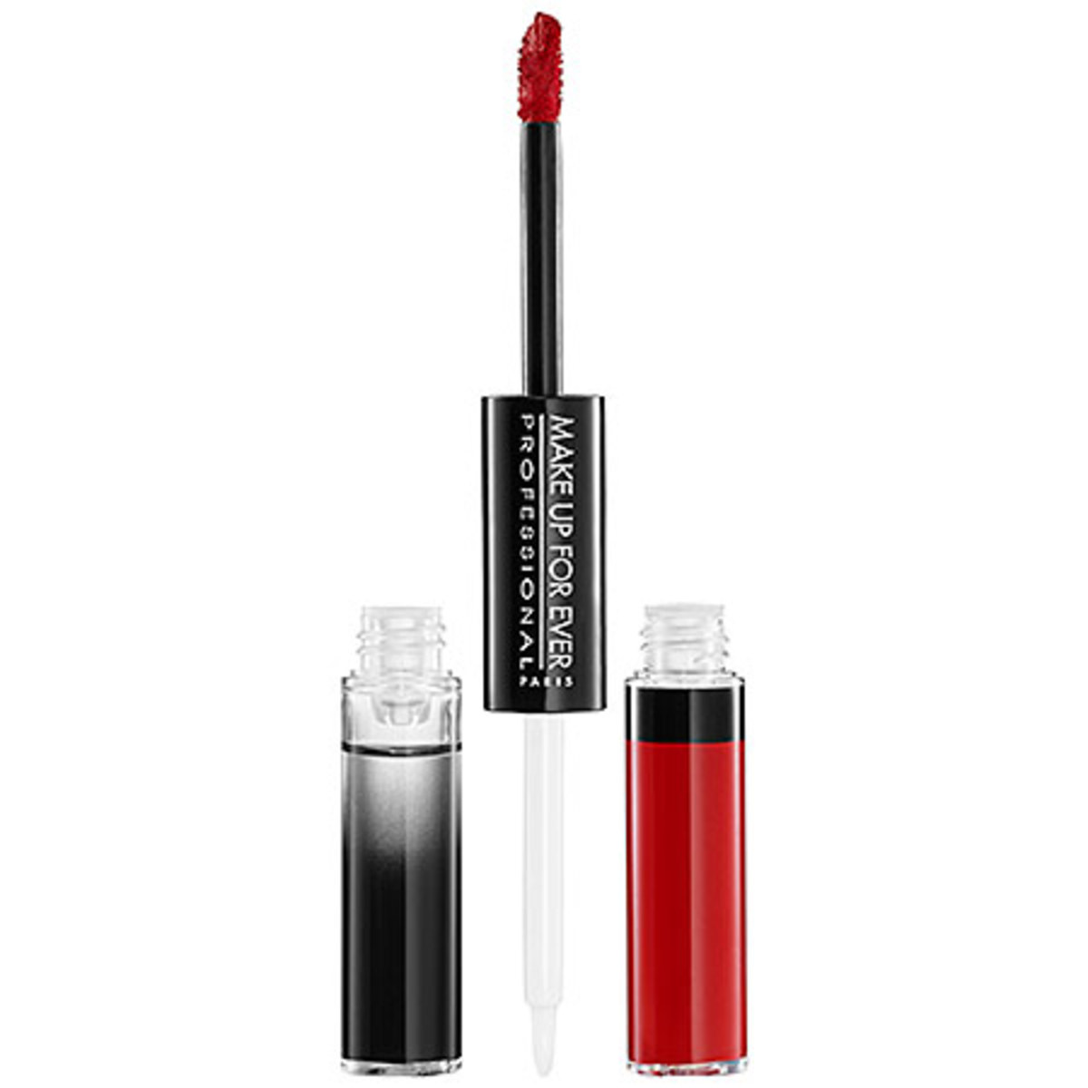 Make Up For Ever Aqua Rouge in 8 Iconic Red