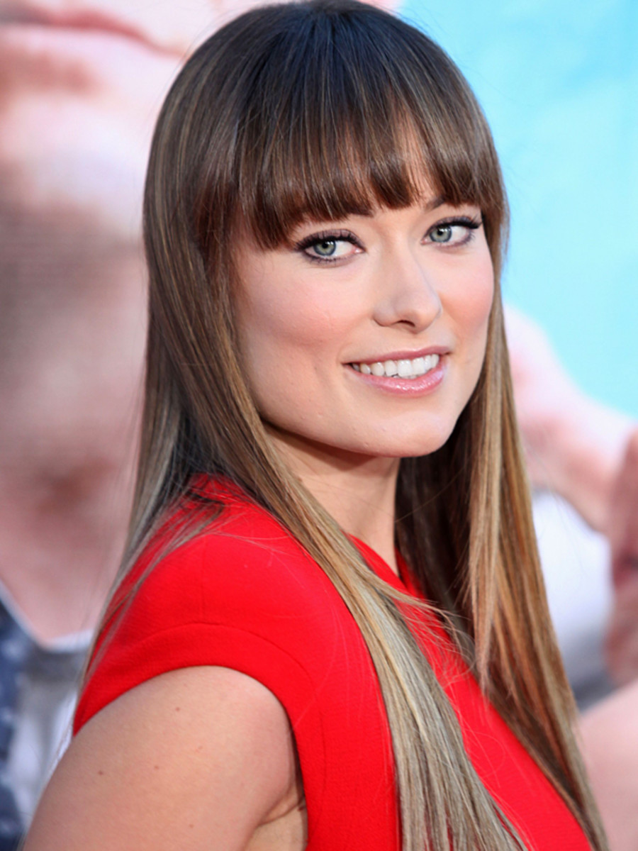 Olivia Wilde, The Change Up premiere, 2011