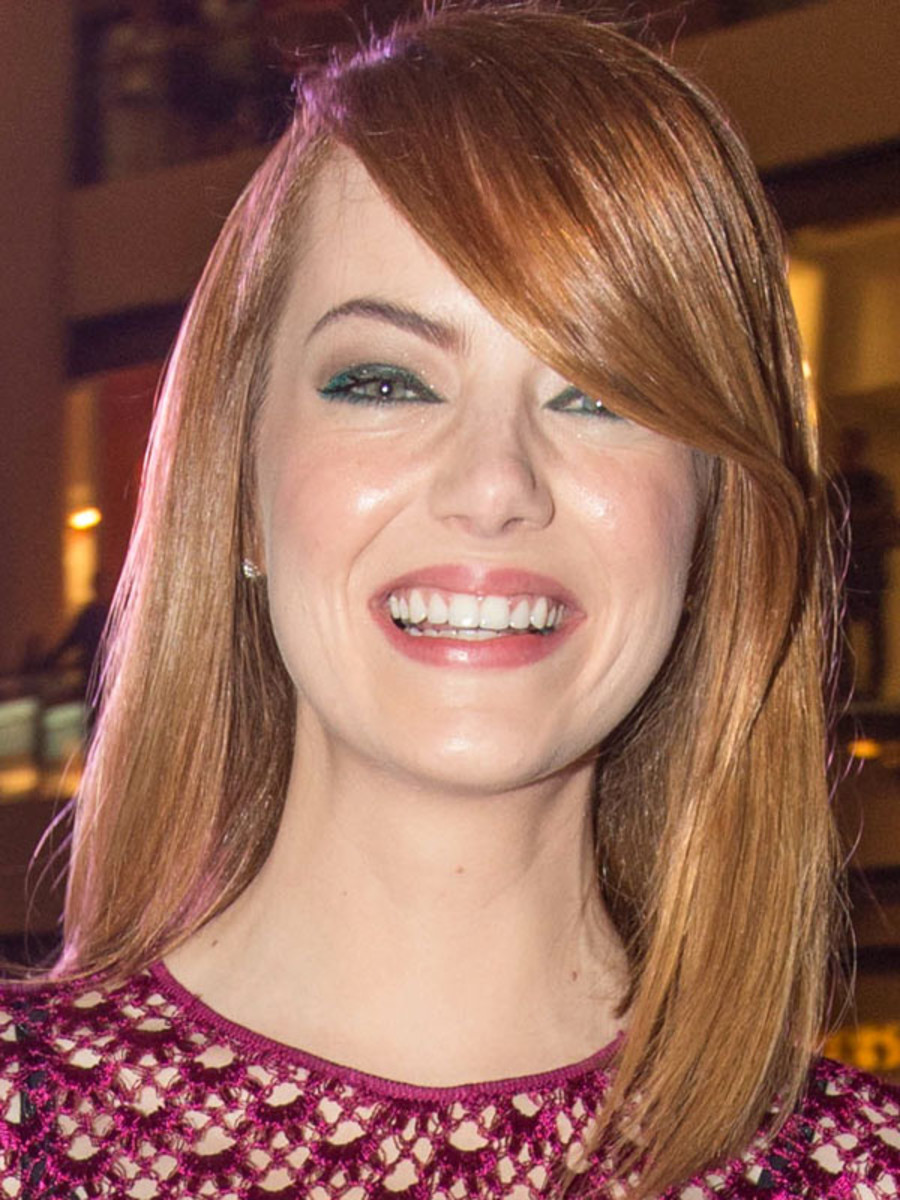Emma Stone, The Amazing Spider-Man 2 event, Singapore, 2014