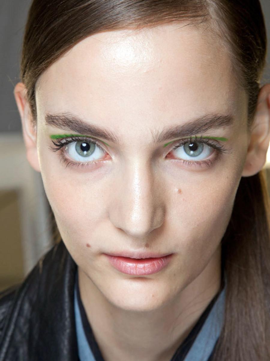 Michael Kors - Spring 2013 makeup