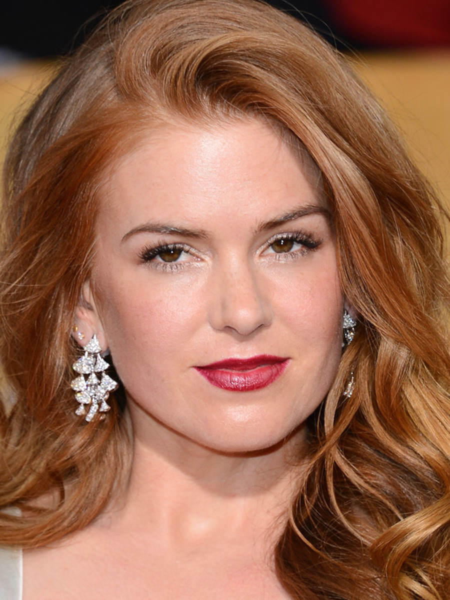 Isla Fisher, SAG Awards, 2014