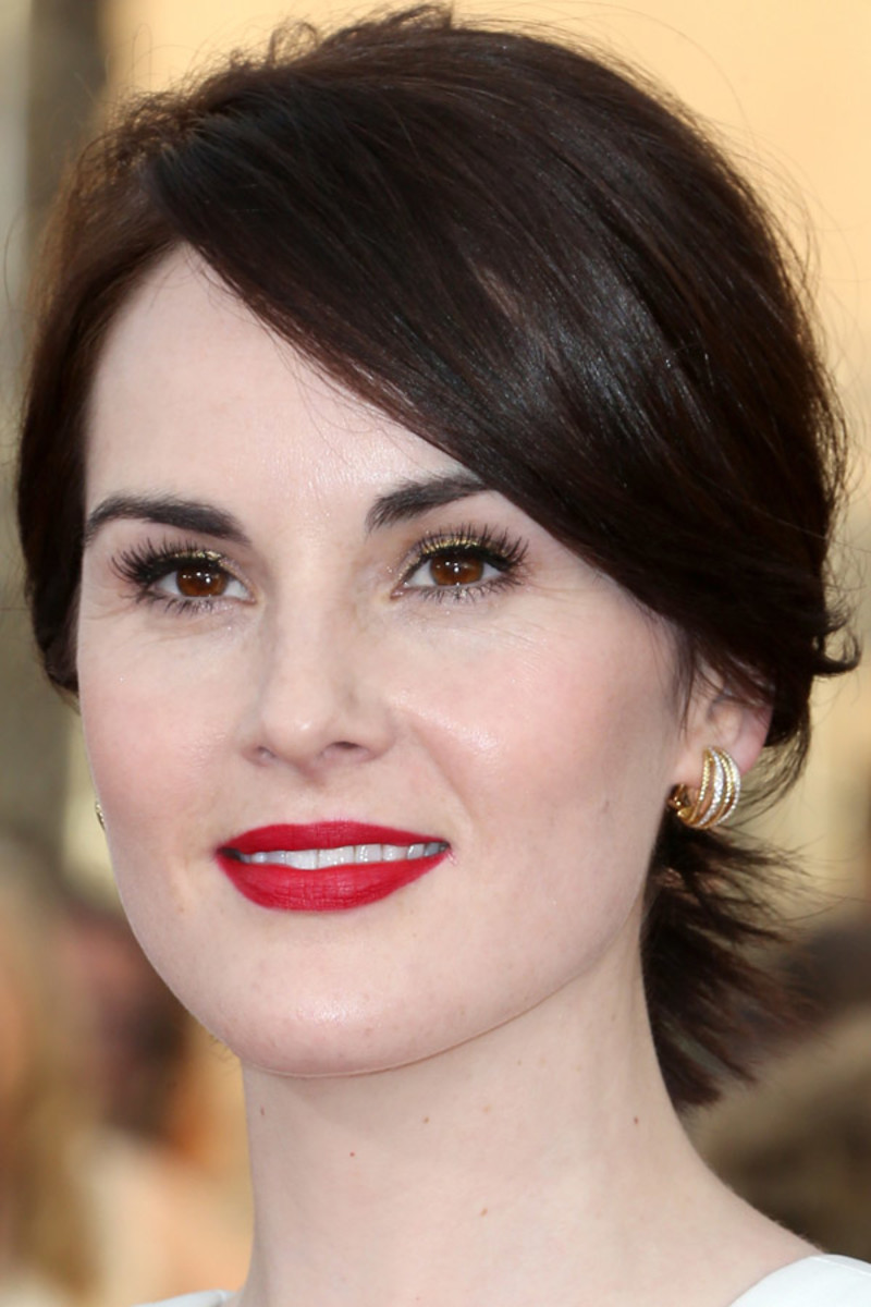 Michelle Dockery, SAG Awards, 2014