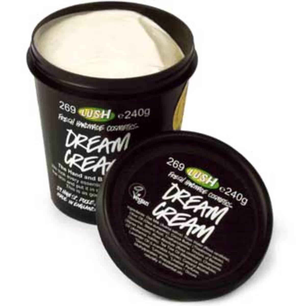Lush-dream-cream