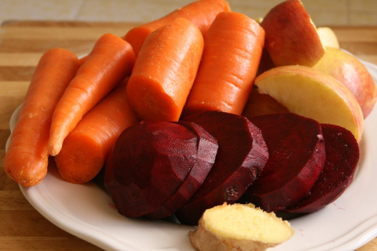 Beet-Carrot-Apple-Ginger-juice